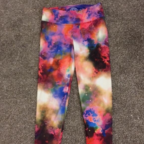 SO Pants - Space leggings!